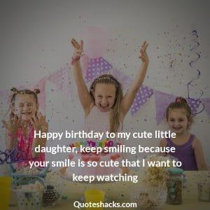Happy birthday beautiful daughter