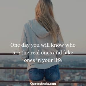Fake love quotes