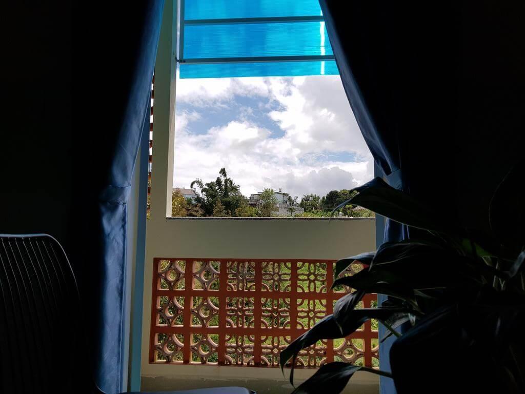 Sân hiên Friendly House Homestay Bảo Lộc