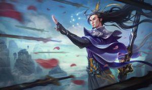 Trang phục LMHT: Master Yi Thiên kiếm