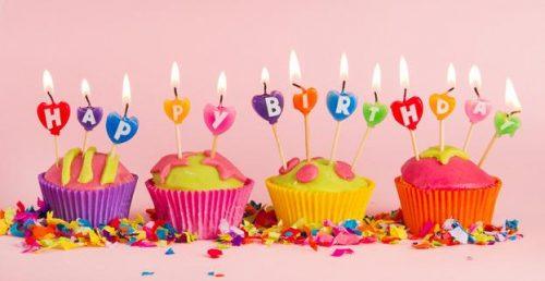 Chúc mừng sinh nhật độc đáo trên Facebook