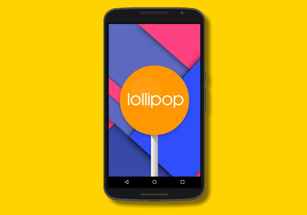 Cập nhật thiết bị của bạn lên hệ điều hành Android 5.0