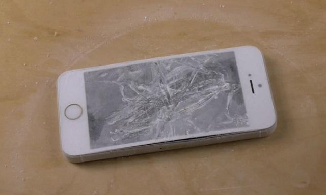 Nguyên nhân hư hỏng iPhone, iPad