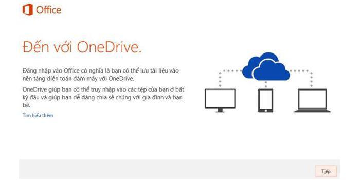 Giới thiệu chức năng lưu trữ đám mây OneDrive
