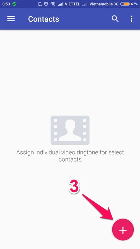 Cách đặt nhạc chuông video