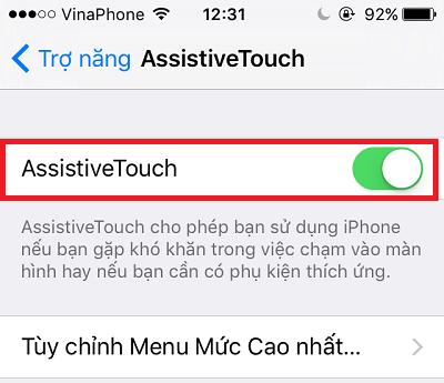 Các nút home-and-add-on-on-movie-on-iPhone mới - iPad