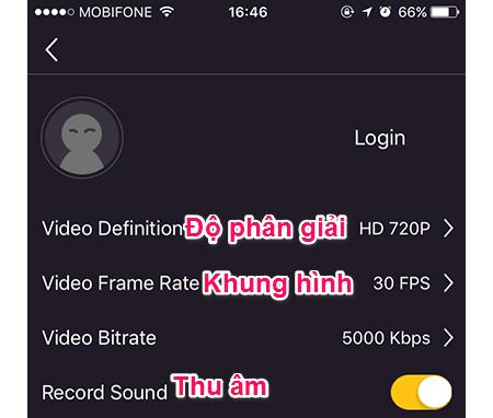 Video có thể tùy chỉnh