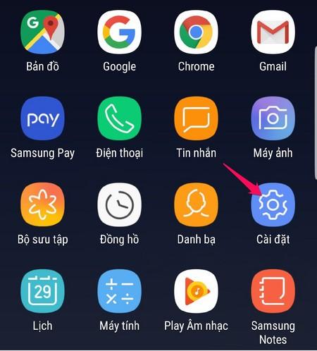 Cách tắt các dịch vụ nền của Google