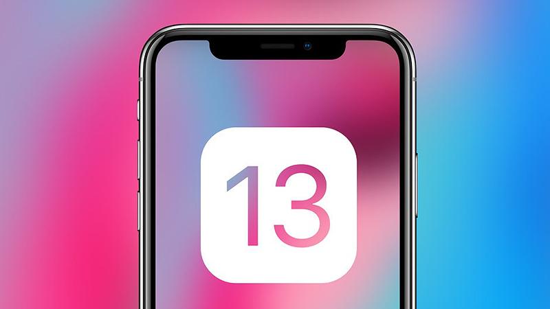 Cập nhật iOS 13