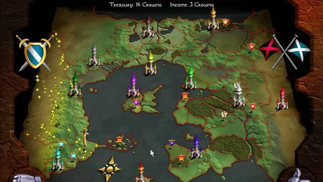 WarlLords Battlecry II 3