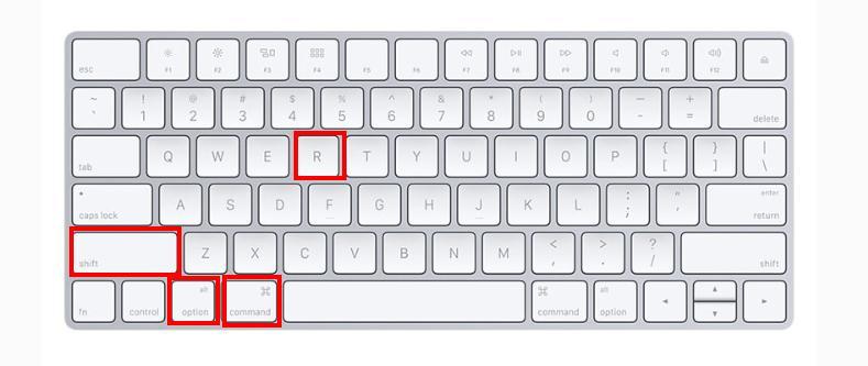 Cài đặt phiên bản gốc của macOS từ internet