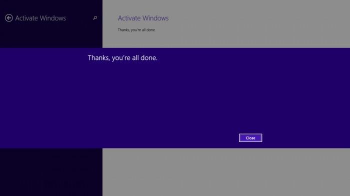 Hướng dẫn lấy lại key và kích hoạt lại bản quyền Windows