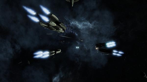 Battlestar Galactica Deadlock Ghost Fleet Offensive 3