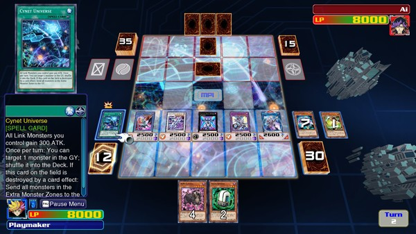 Yu-Gi-Oh! Legacy of the Duelist Link Evolution 1