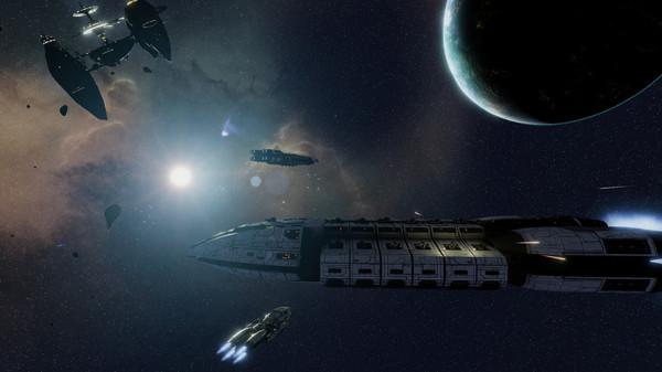 Battlestar Galactica Deadlock Ghost Fleet Offensive 2