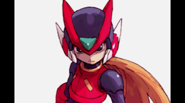 Mega Man Zero / ZX Legacy Collection 3