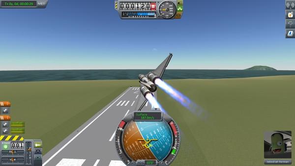 Chương trình Không gian Kerbal Không có nơi nào giống như nhà 3