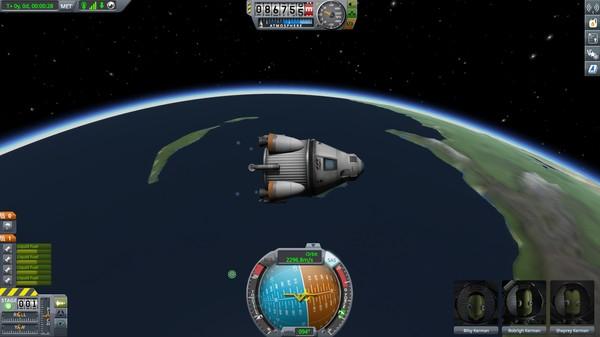 Chương trình Không gian Kerbal Không nơi nào bằng nhà 4