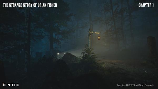 Câu chuyện kỳ lạ của Brian Fisher Chương 1 3