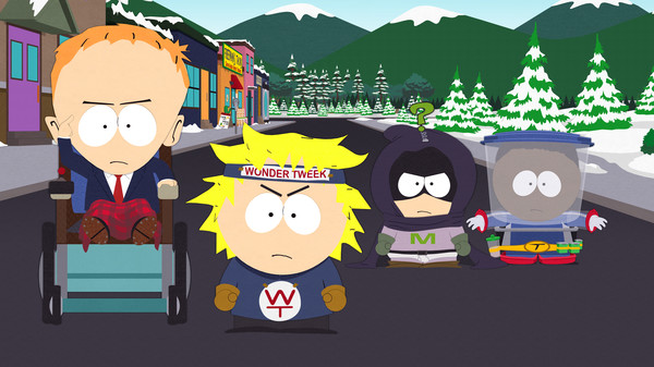 South Park The Fractured But Whole Gold Edition 4